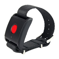 433MHz Wireless Watch Pager Calling Bell Pager Call Button Transmitter For Patient the Elderly Hospital Calling F4403A