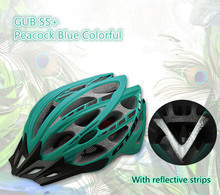 Unisex 18th Anniversary 30holes GUB SS+ Super Shuttle MTB Bike Road Bicycle In-Mold Helmet Unisex 57~61cm  Cycling Helmet