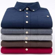 Men Long Sleeve Turn-down Collar Dress Formal Shirts Camisa,