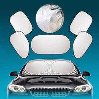 Автомобильный козырек от солнца, зеркало заднего вида автомобиля внедорожник окно козырек от солнца защитный козырек крышка единый ультра...