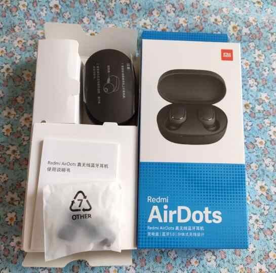 Oryginalny Xiaomi Redmi Airdots Bluetooth TWS słuchawki Stereo bass BT 5.0 Eeadphones z mikrofonem zestaw głośnomówiący słuchawki douszne zwalczania ptasiej grypy