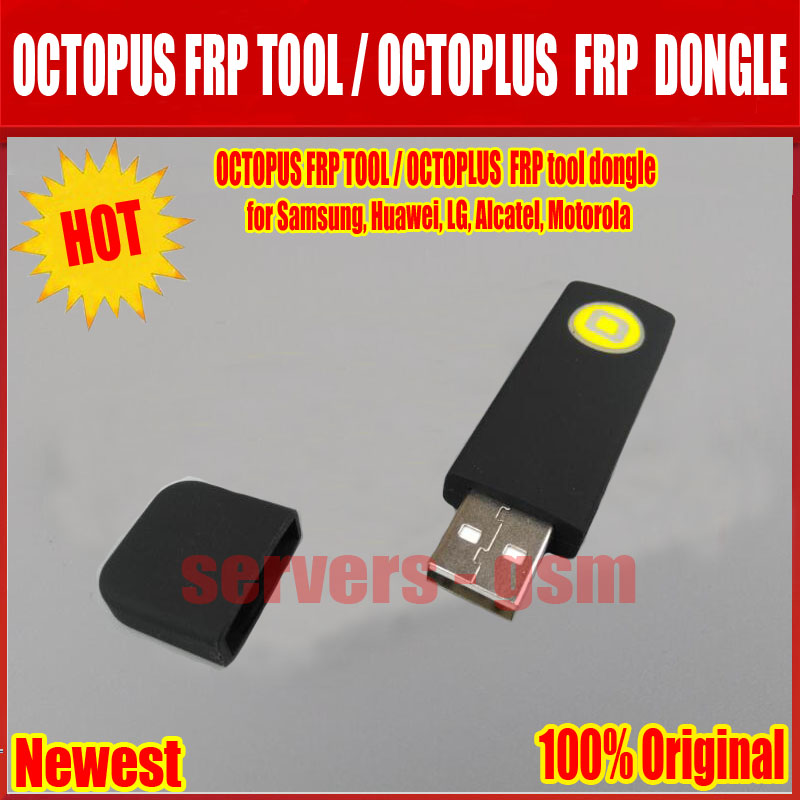 US $62 63 |2019 Newest Original OCTOPUS FRP TOOL / OCTOPLUS FRP tool dongle  for Samsung, Huawei, LG, Alcatel, Motorola-in Telecom Parts from