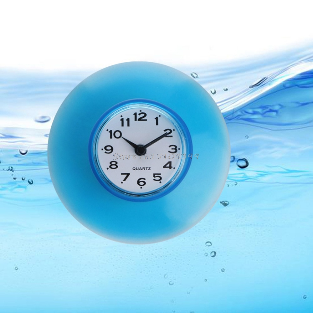 Best quality wall clocks gallery home wall decoration ideas silicone bathroom kitchen shower suction wall clock water silicone bathroom kitchen shower suction wall clock water amipublicfo Image collections