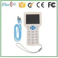 DWE CC RF ID IC multifunctionele ID/IC Smart Card cloner card copier voor 125 khz en 13.56 mhz