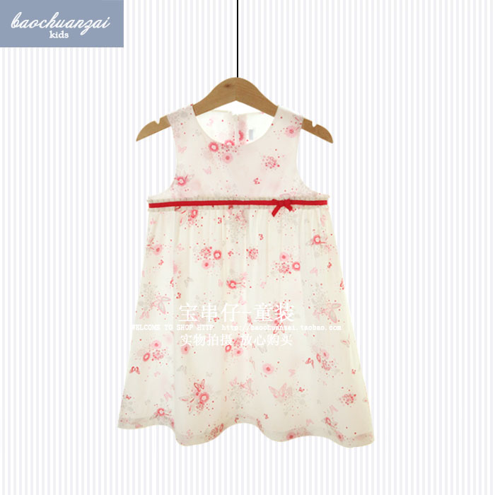 Princess Dress Vestido Infantil 2017 Summer Girls Party Dress Children 'Corretto Con Rose' Dresses Kids Clothes 2-8Y summer girls florwer dresses new design 2016 casual cotton sleeveless kids clothes lovely party vest dress infantil vestido hot