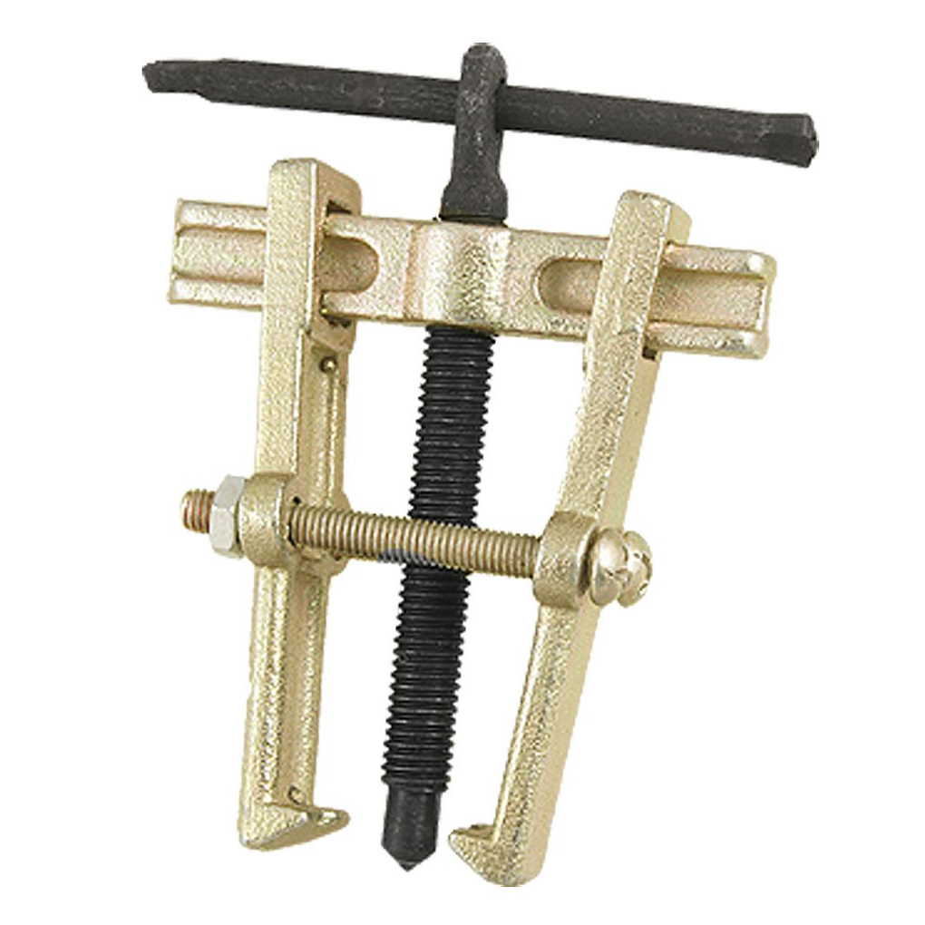 75mm Length Center Bolt Two Jaws Bearing Gear Puller