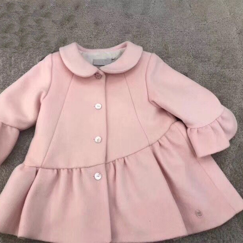 Baby Girls Solid Dress For Pink Wedding Party Dresses Kids Girls Princess Dress costume Children Girls Clothing in end of August flower baby girls princess dress girl dresses summer children clothing casual school toddler kids girl dress for girls clothes page 4