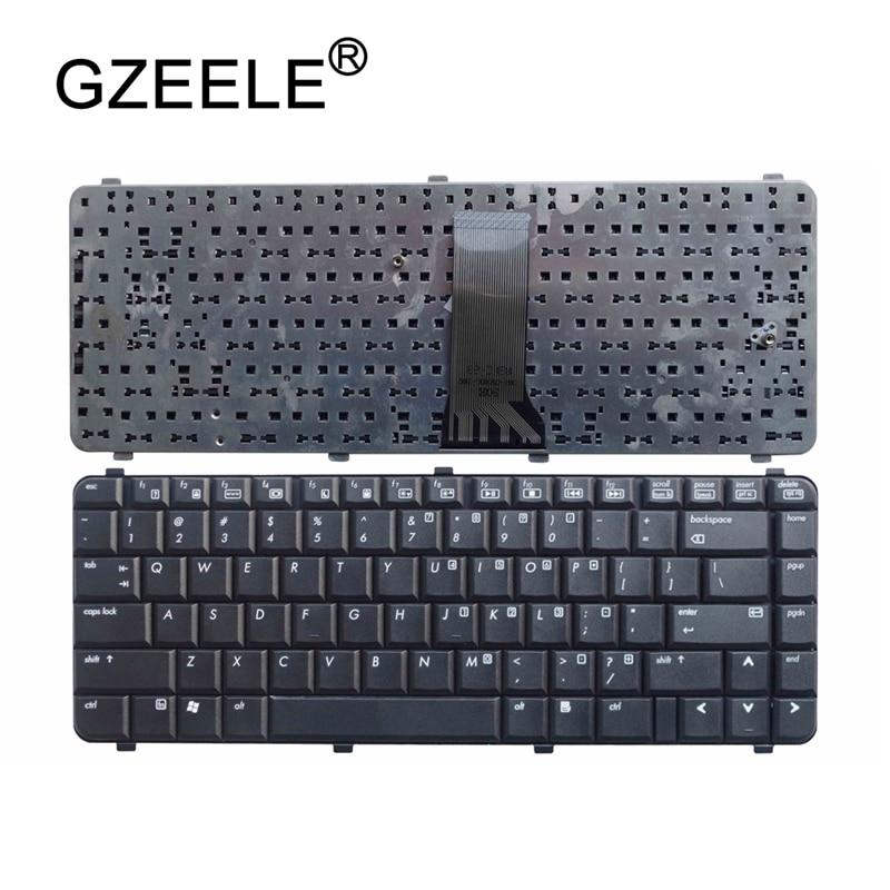 GZEELE new laptop US Keyboard For HP COMPAQ 511 515 516 610 615 CQ510 CQ511 CQ610 black English laptop keyboard