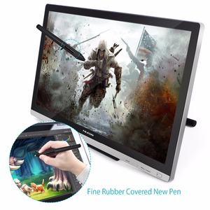 Image 4 - HUION GT 220 V2 21.5 Inch Pen Display Digital Graphics Drawing Tablet Monitor IPS HD Pen Tablet Monitor 8192 Levels with Gifts