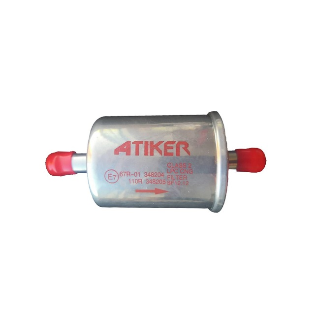 12mm Automotive LPG/CNG aardgas vloeibaar gas filter