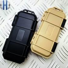Knife Box Custom Tactical Waterproof Anti-drop Storage EDC Portable Anti-shock Pressure Headphone Data Line Tool