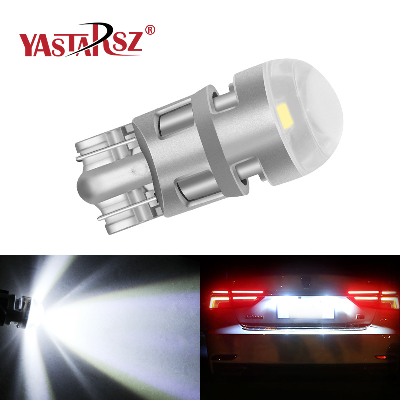 1pcs T10 168 194 2825 W5W LED For Chip Led Replacement Bulbs Car License Plate Parking Lights Car Styling Car Light Car styling