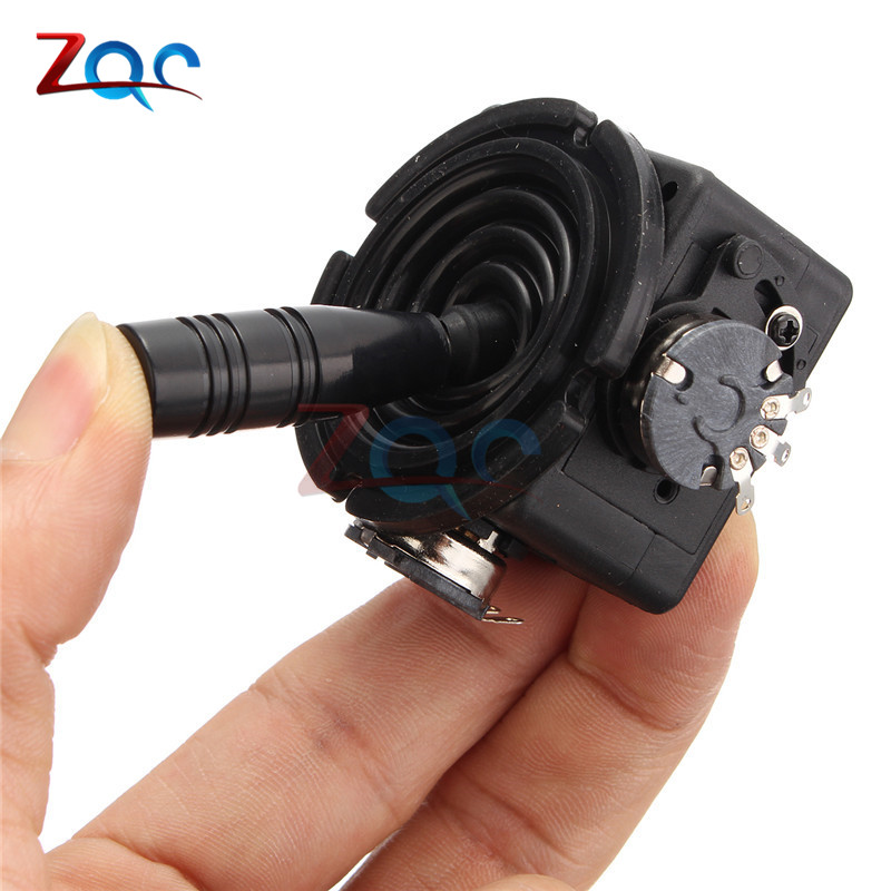 Electric Joystick potentiometer JH-D202X-R2/R4 10K 2D Monitor Keyboard ball controller For Photographic film accessories Tool 1pc 4 axis plastic joystick potentiometer button for jh d400x r4 10k 4d with wire mayitr electric supplies tool