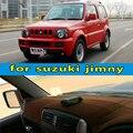 Dashmats car-styling accesorios tablero de instrumentos cubierta para suzuki Jimny Ancho de Sierra 4*4 JB23 JB33 JB43 JB53 1998-2016 rhd