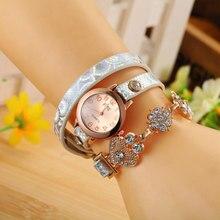 Ccq genuíno novo enrolamento mesa feminino diamante pulseira de relógio de mesa feminino modelos de moda selvagem estudantes de quartzo relógio de senhoras