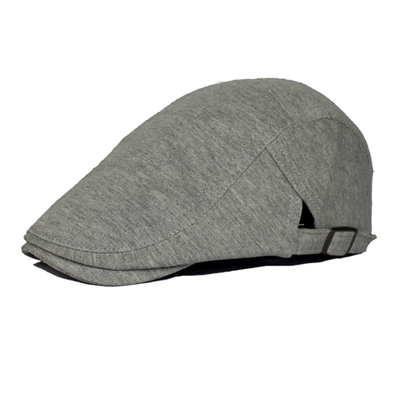 2015 Limited Adult Casual Cotton Mix Order Retail free Shipping - Retro Men and women Cap Beret Hat Trend Fashion Summer Big unsiex men women cotton blend beret cabbie newsboy flat hat golf driving sun cap