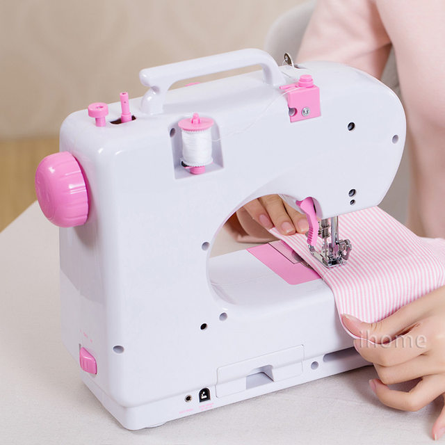 Online Shop Hot Selling Household Sewing Machine 40 Stitches With Cool Reverse Button On Sewing Machine