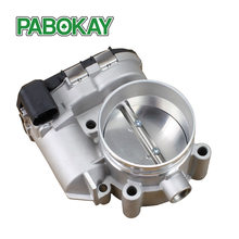 Throttle Body Assembly For AUDI A4 A5 A6 A8 Q7 ALLROAD 078133062C 0280750003 078133062 079133062C 078 133 062 C 0 280 750 003(China)