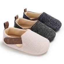 Kid Shoes Toddler Infant Newborn Baby Leisure Sneakers Boys Girl Prewalker Anti Slip