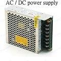 Tira LLEVADA poder de Conducción de alimentación AC/DC 12 V 30 W de salida dual de la fuente de alimentación de Alta calidad de Aislamiento de aluminio Transformador de la iluminación