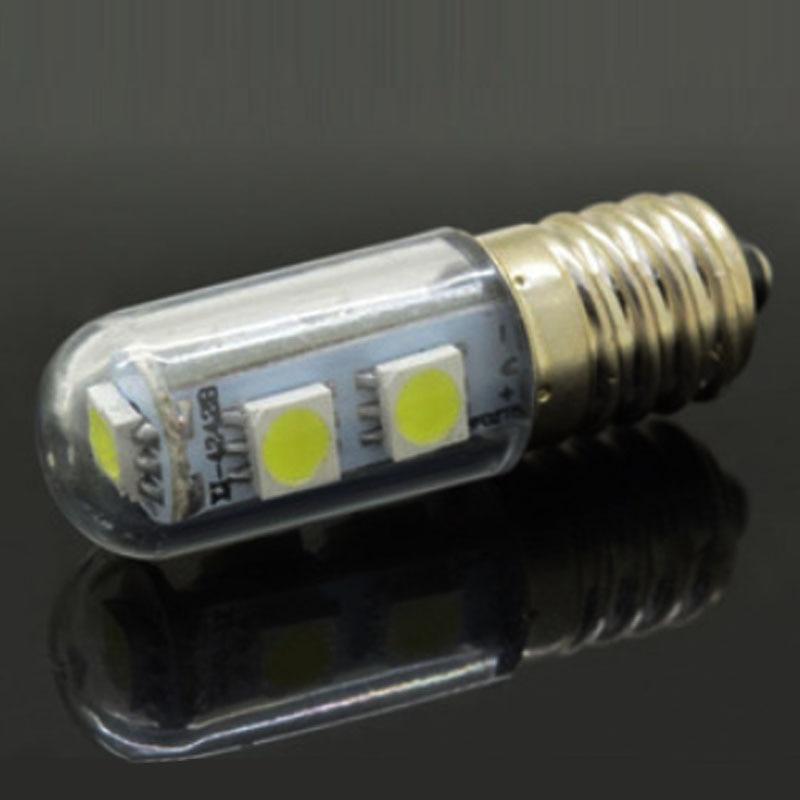 e14 led fridge light mini led freezer lamp refrigerator light 3 725 smd 5050 3014 360 degree. Black Bedroom Furniture Sets. Home Design Ideas