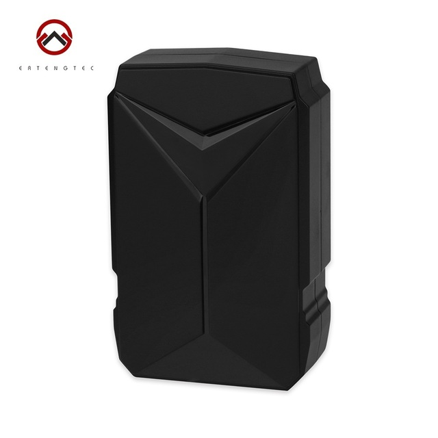 US $35 18 18% OFF|GPS Locator Car GPS Tracker D1 Waterproof Magnet Standby  180 Days Vehicle Realtime Track GPS LBS Position Lifetime Free Tracking-in