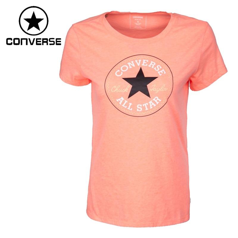 Original New Arrival 2017 Converse Women's T shirts short