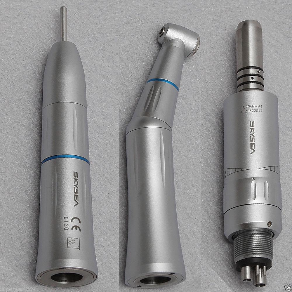 Slow Speed Handpiece MicroMotor Inner Waters Spray Kavo Handpieces Straight E Type Brush Air Motor dental