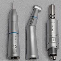 Langsam Geschwindigkeit Handstück Mikromotor Inneren Gewässern Spray Kavo Handstücke Gerade E Typ Pinsel Luft Motor dental Labor mikromotor polnischen|Zahnbleaching|   -