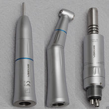 Niska prędkość rękojeści mikrosilnik wewnętrzne wody Spray Kavo rękojeści prosto e typ szczotka silnik powietrza laboratorium dentystyczne mikrosilnik polski