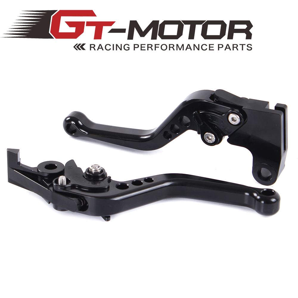 GT Motor - F-14 T-333 Motorcycle Brake Clutch Levers  For Triumph Tiger 800/XC Rocket III Rocket III/Classic Rocket III ROADSTER gt motor f 18 v 00 adjustable brake clutch levers for honda vtr1000f firestorm cbf1000 vfr750 vf750s sabre vfr800 f