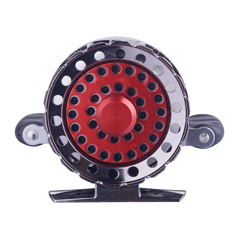 Lizard 3.6:1 Speed Ratio Raft Reel Ice Sea Fishing 6+1BB Fish Wheel Tackle