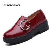 Plardin 2018 Genuine Leather Bowtie Women Ballet Flats Summer Casual Women S Shoes Woman Loafers Leather