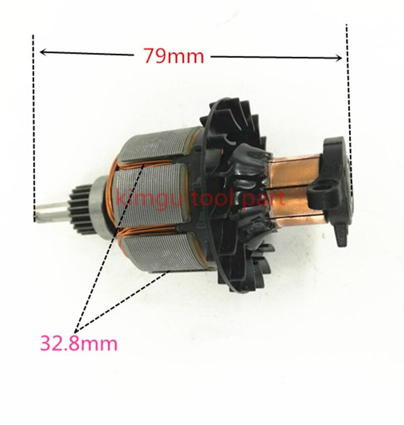 DC18V 14.4V Armature Motor  N110036 N110037 N268162 N042178 For DeWALT DCD780 DCD780L2 DCD780C2 DCD785 DCD785L DCD785C motorDC18V 14.4V Armature Motor  N110036 N110037 N268162 N042178 For DeWALT DCD780 DCD780L2 DCD780C2 DCD785 DCD785L DCD785C motor