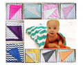 8 Цветов Новый Дизайн Детское Одеяло 80 см * 73 см Дети Теплый Хлопок Одеяло На Кровать Мягкая волна Бросить одеяло Бесплатный Потягивая H703