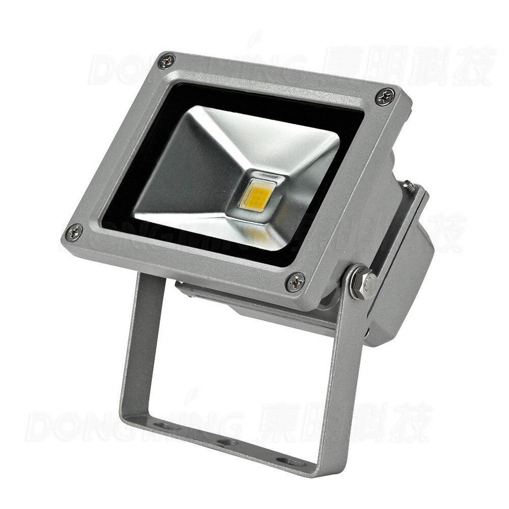 10pcs/pack 10W LED Floodlight IP65 waterproof 900LM AC85-265V LED flood light for outdoor lighting led spotlight reflector