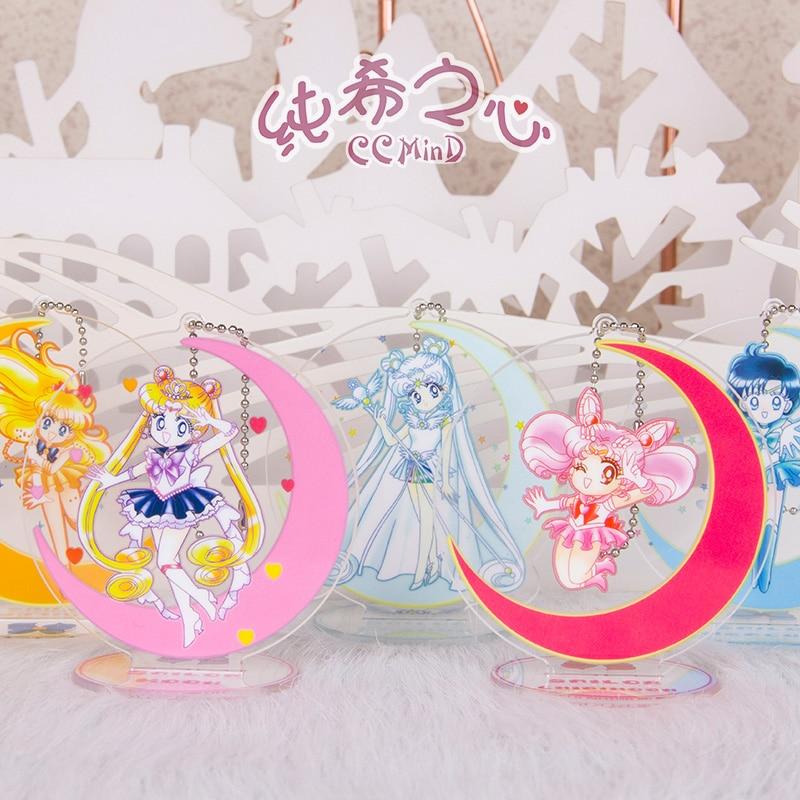 Pretty Soldier Sailor Moon Sailormoon Anime Acrylic Stand
