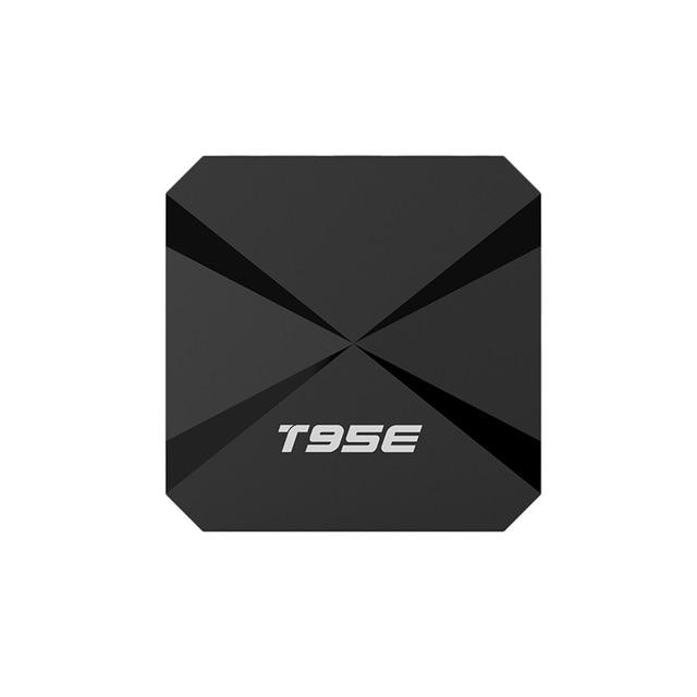 [2017 Novo] RK3229 T95E Caixa de TV Android Quad Core A7 Cor tex 1.5 GHz 1 GB/8 GB KODI 32-Bit WIFI Ultra HD TV HD Media jogador