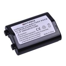 1Pc 3200mAh EN-EL4 EN EL4 EN-EL4a ENEL4a Camera Battery Bateria Akku for Nikon D2H D2Hs D2X D2Xs D3 D3S F6 MH-21 Cameras