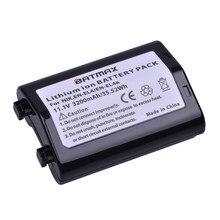 Batterie d'appareil photo Nikon, 3200mAh, 1 pièce, pour appareils photo Nikon D2H, D2Hs, D2X, D2Xs, D3, D3S, F6