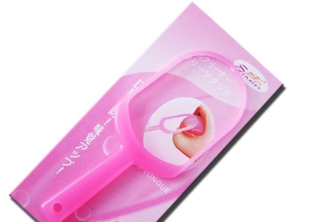 оптовая горячие продажа пластиковых чистая линия язык чистого, предотвратить неприятный запах изо рта скребок языка, личная гигиена полости рта уход аксессуары