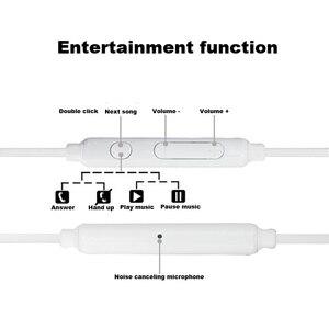 Image 5 - Samsung EO EG920BW fones de ouvido com fio preto/branco, com microfone 1.2m estéreo, esportivo, para samsung s9 s9plus com caixa de varejo