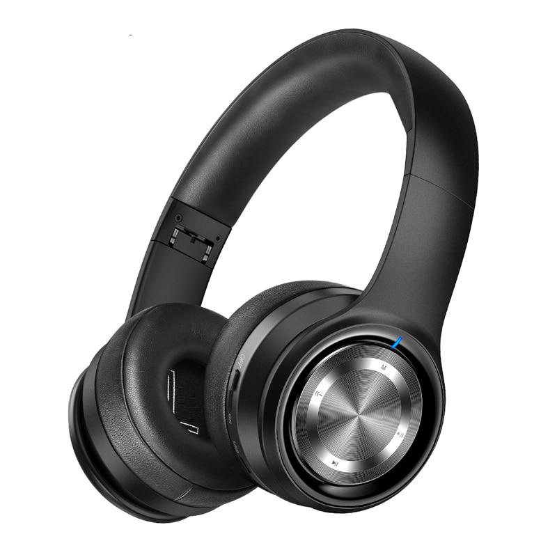 Rose Gold Headphones Wireless Bluetooth 4.0 Headphone