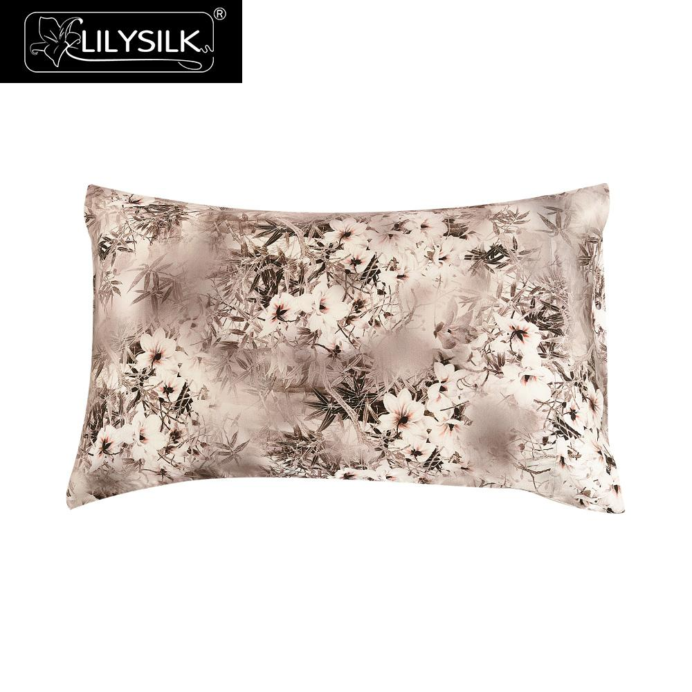 Lilysilk Pillowcase Envelope Closure 16 Momme Terse Silk