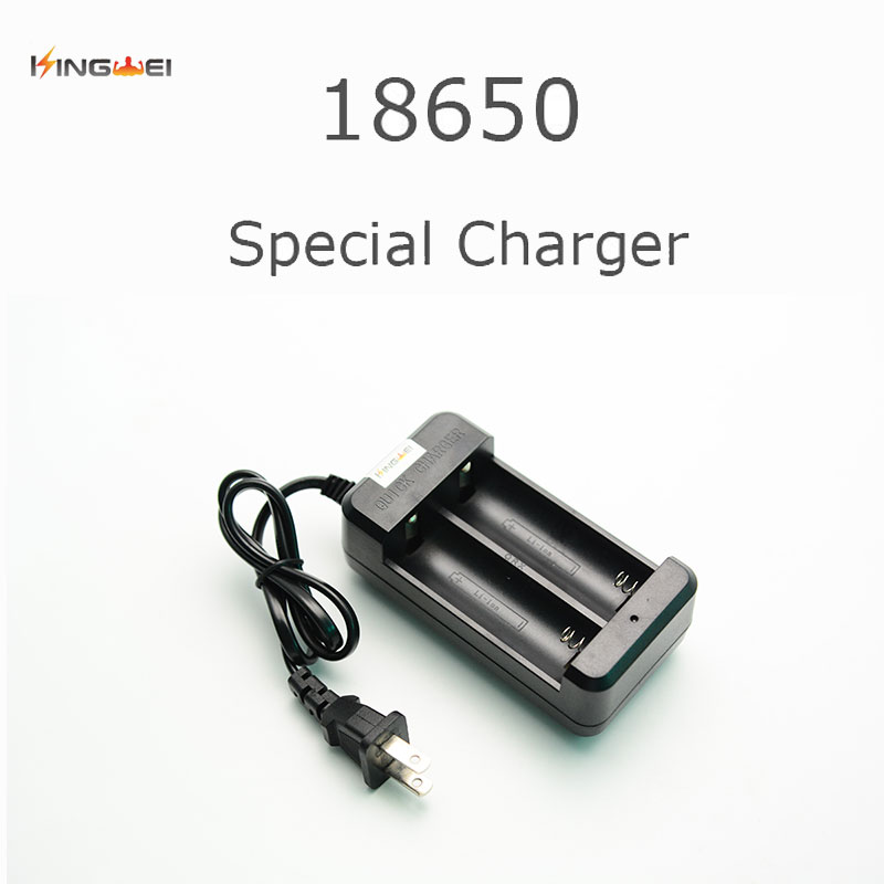 Batteries Adapter Double Chargers EU Plug For 18650 14500 26650 Batteries