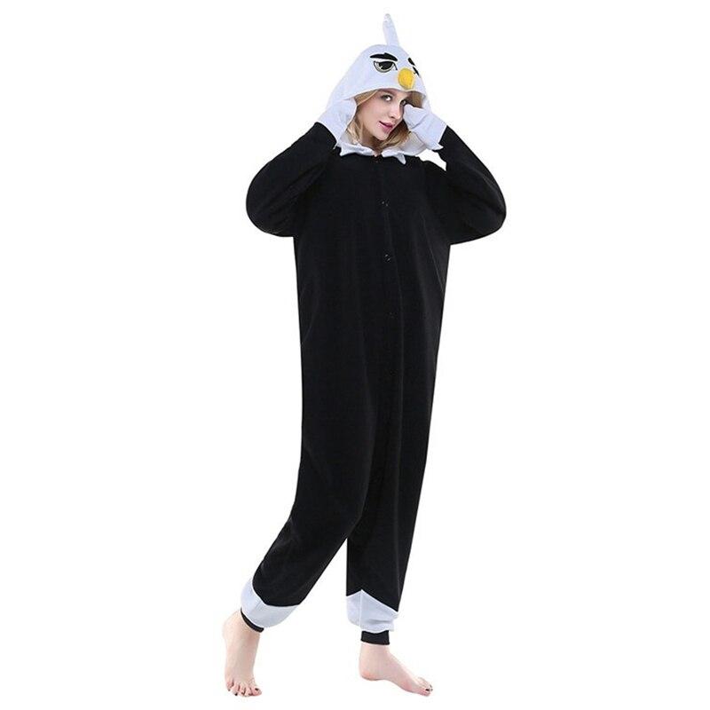 Online Shop Women's Men's Eagle Unisex Sleepsuit Adult Christmas ...