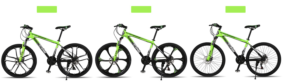 HTB1fYNgXtfvK1RjSspoq6zfNpXaH Running Leopard mountain bike 26-inch steel 21-speed bikes double disc brakes variable speed road bikes racing bike