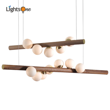 Nordic restaurant pendant lights  living room modern minimalist creative grain aluminum front bar designer style pendant lamp