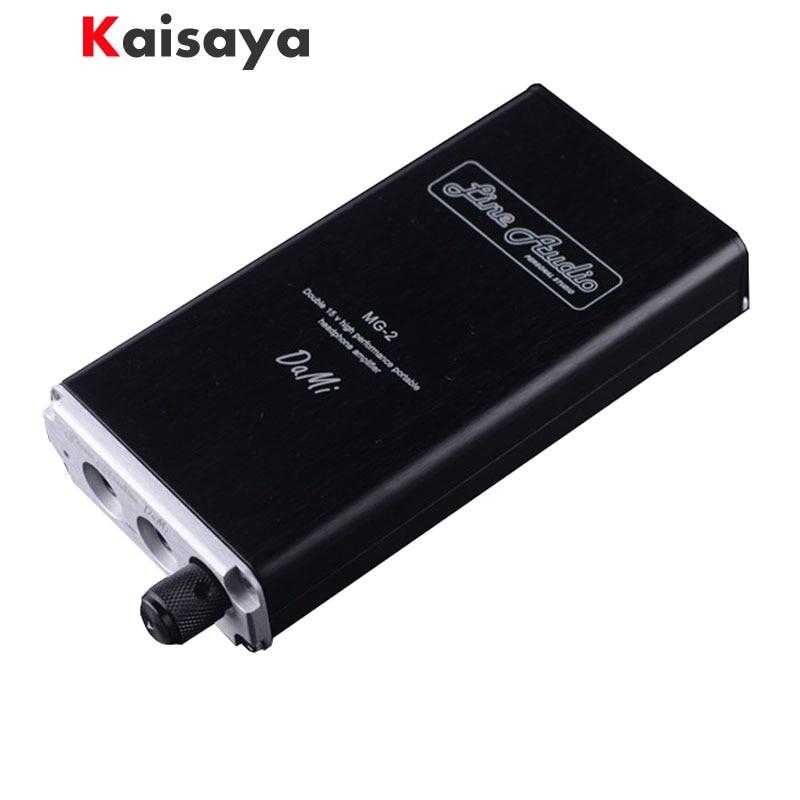 MG2 OPA627BP FL1 FL2 NT1906A Ad Alta tensione Una Classe HIFI amplificatore per cuffie amplificatore portatile 8 ore lungo tempo di riproduzione Della Batteria