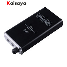 MG2 OPA627BP FL1 FL2 NT1906A tegangan Tinggi Kelas HIFI portabel headphone amplifier amp 8 jam waktu bermain Baterai panjang(China)